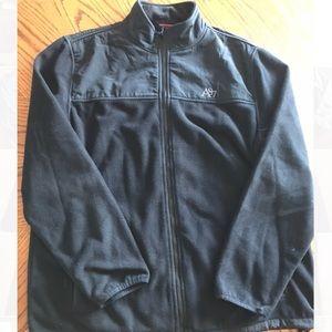 Men's xl Aeropostale black jacket